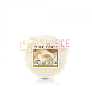 Yankee Candle SPICED WHITE COCOA Wosk