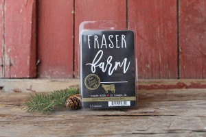 Milkhouse Candles FRASER FARM Wosk