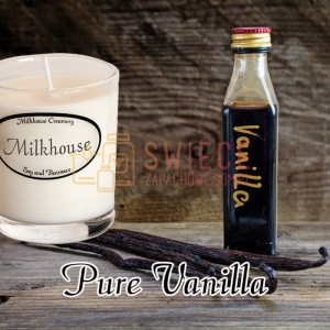 Milkhouse Candles PURE VANILLA Shot