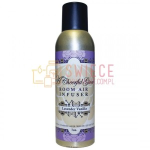 Cheerful Candle Lavender Vanilla Room Spray