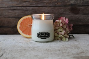 Milkhouse Candles GRATITUDE Cream Jar