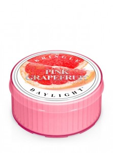 Kringle Candle Pink Grapefruit Coloured DayLights Różowy Grapefruit