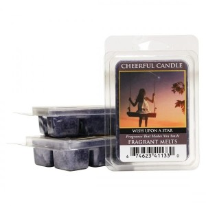 Cheerful Candle WISH UPON A STAR Wosk