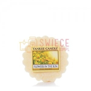 Yankee Candle Flowers in the Sun Wosk