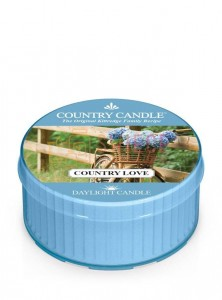 Country Candle COUNTRY LOVE DayLights