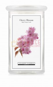 Classic Candle CHERRY BLOSSOM 2 Wick Large Jar