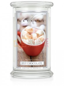 Kringle Candle Hot Chocolate Large 2 Wick Classic