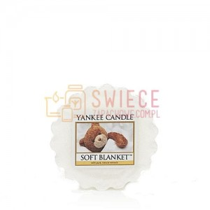 Yankee Candle Soft Blanket Wosk