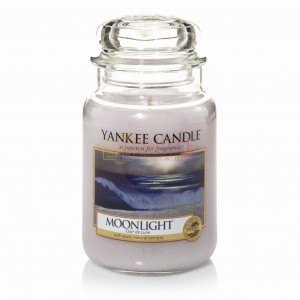 YANKEE CANDLE Moonlight Słoik Duży