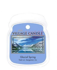 Village Candle Glacial Spring Wosk