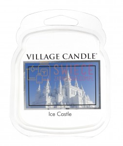 Village Candle Ice Castle Wosk