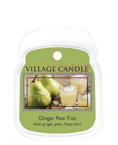 Village Candle  Ginger Pear Fizz Wosk