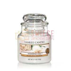 Yankee Candle Wedding Day Słoik Mały