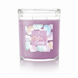 Colonial Candle Large Jar COTTON CANDY