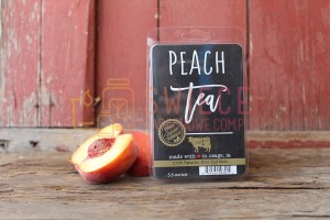 Milkhouse Candles PEACH TEA Wosk