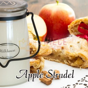 Milkhouse Candles APPLE STRUDEL Świeca Duża