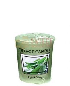 Village Candle Sage & Celery Votive