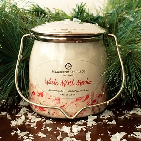 Limited Edition 16oz Wrapped Butter Jar - White Mint Mocha.jpg